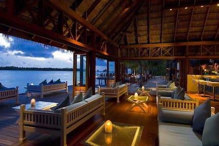 Sunny Villa Two Bedrooms At Baa Atoll