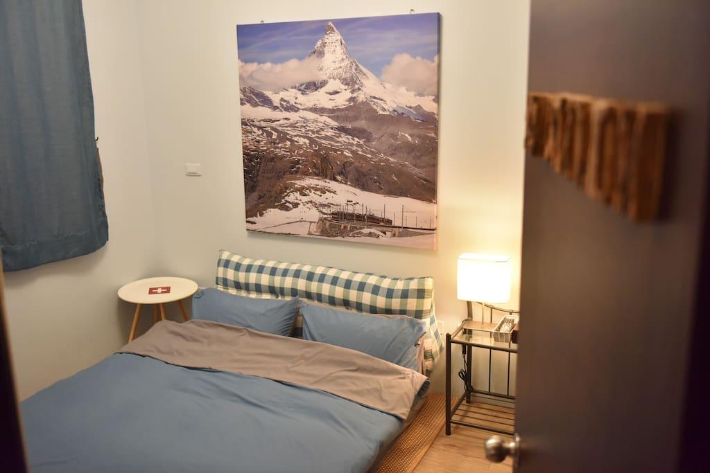 Mountain 和式雙人房