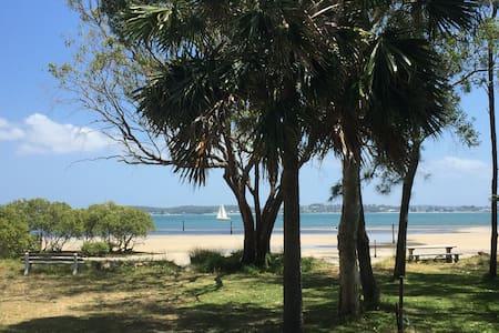 Port Stephens - 'PINDIMAR SANDS' sandy beachfront