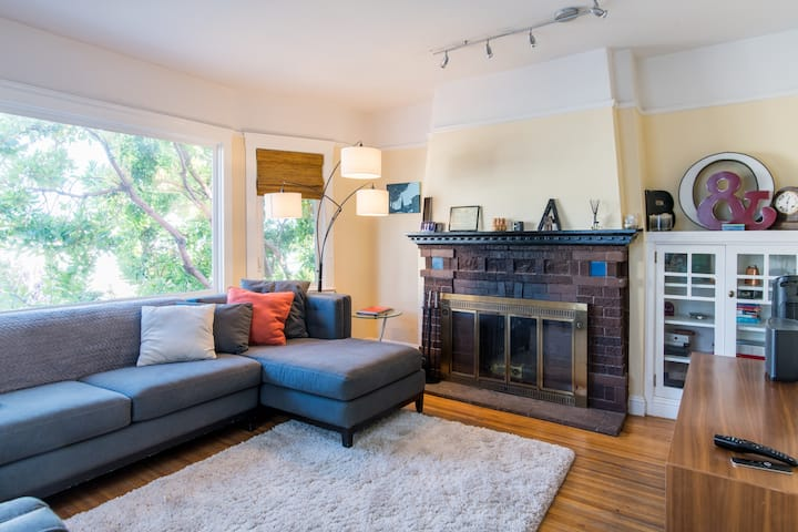 Sunny Sweet Home in Bernal Heights!