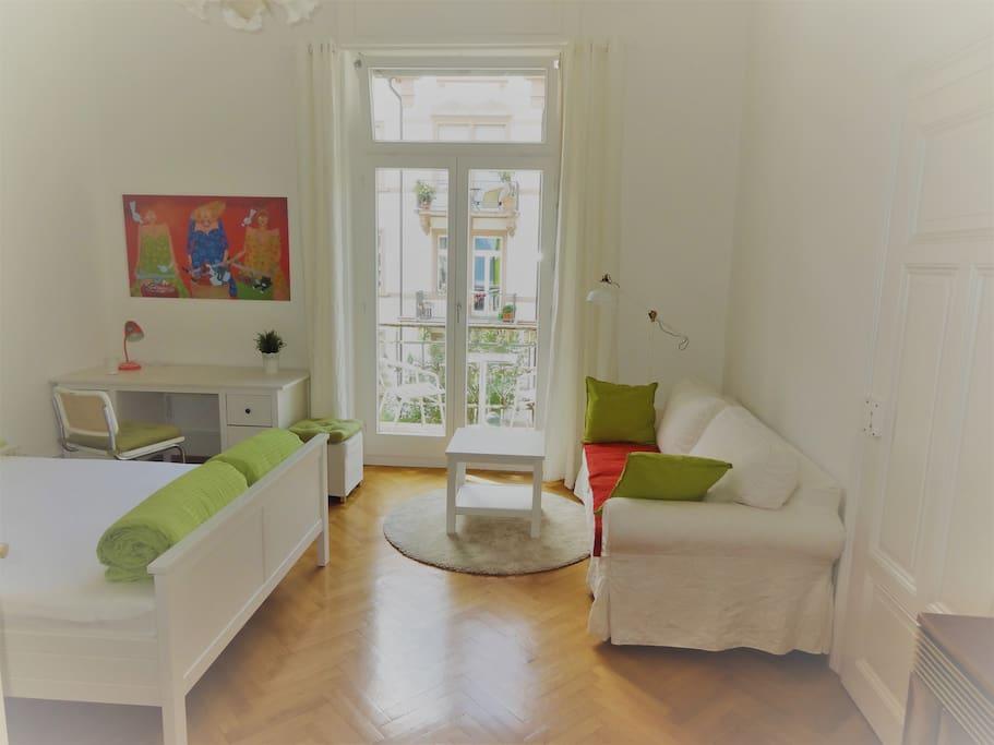 """Room """"Balcony""""..."""