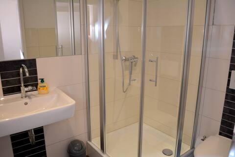 1 Zimmerwohnung mit Küche und Bad ca. 45m2