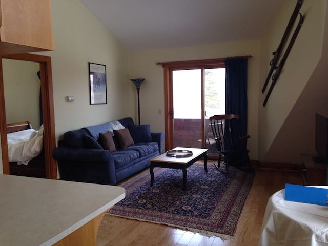 Charming Stowe Hollow One Bedroom - Stowe - Wohnung