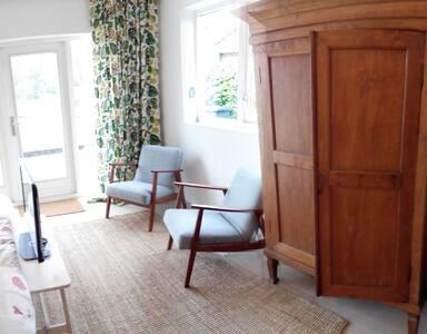 Studio aan zee met sauna en uitzicht - Scharendijke - Penzion (B&B)