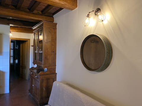 Country house: Tworoom, relaxation and food&wine