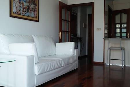 DESCANSO TERMAL. Centrico Apartamento con garaje - Ourense