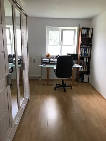 Helles Zimmer in Landsberg am Lech