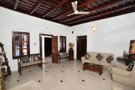 Heritage Bungalow in Changanassery