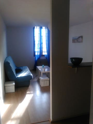 Appart zen dans charmant village du Libournais - Guitres - Apartment