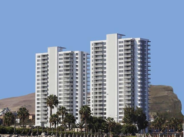 Arriendo exclusivo departamento por día - Arica - Apartamento