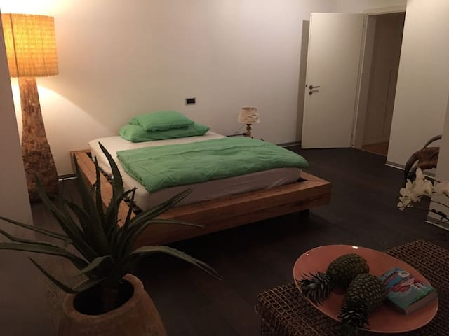 Cozy guest room with private bathroom and garden - Uitikon Waldegg - House