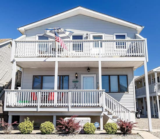 Seaside Heights Home - A Quiet Retreat In It All!
