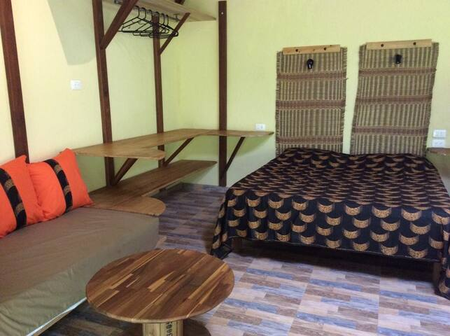 Barranquero Hotel - Tayrona - Casa Caribe 1