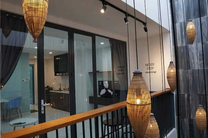 S.CAMELLIA APARTMENT - STUDIO 1 PHÒNG NGỦ