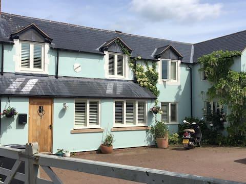 Ivydene Cottage  - Clive North Shropshire