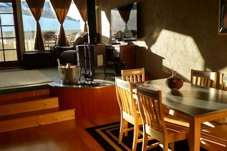 Lofty, Cozy Condo. 2 min to lifts! - Mt. Crested Butte - Daire
