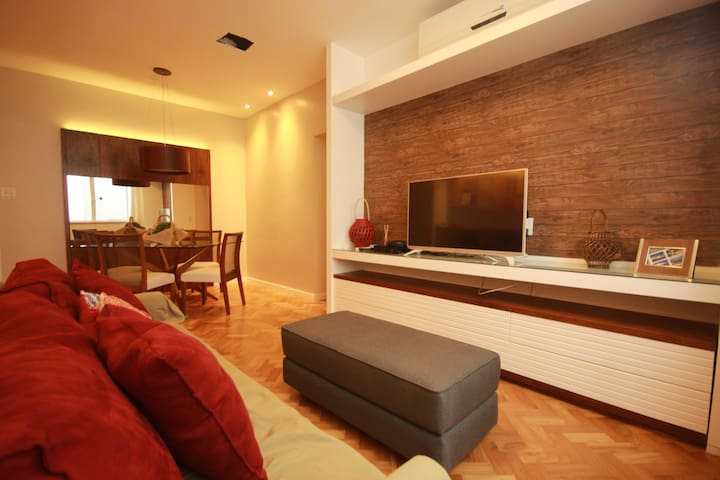 Prudente 402 | Well decorated | 4 pax