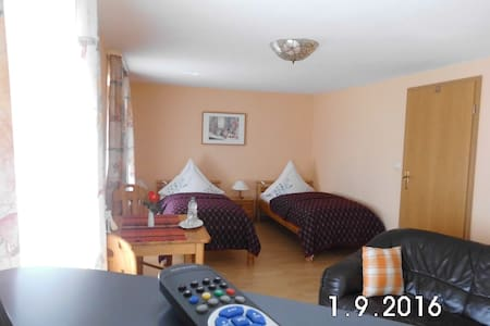 B&B Pension Schwerin - Apartment A - Schwerin - Bed & Breakfast