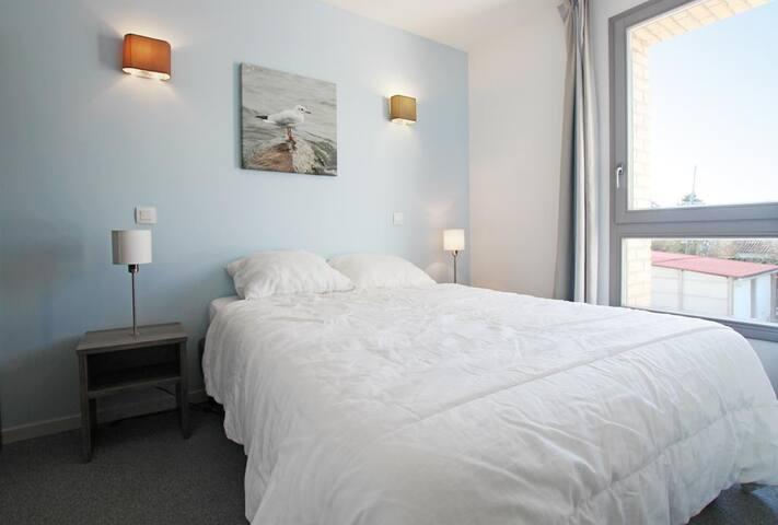 Appartement moderne très proche de la plage
