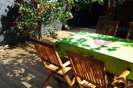 Ambiente, wohnen in einer besondern Art - Brodersby - Haus
