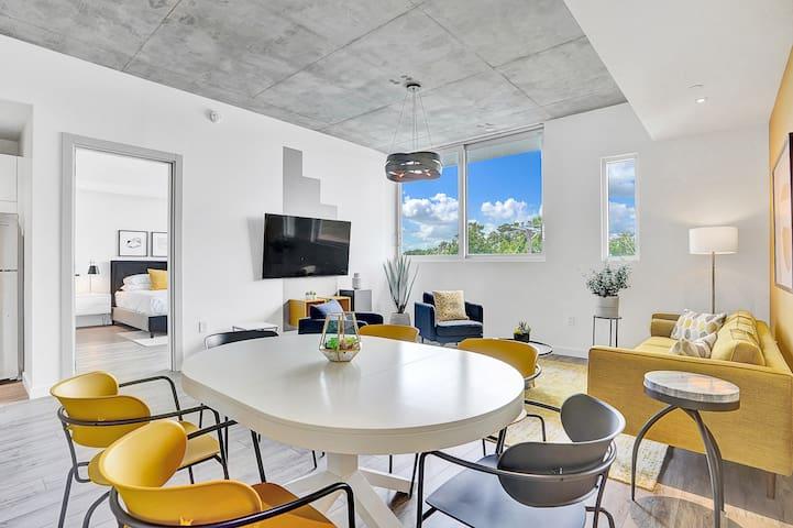 Modern 2BR Miami Design District #303