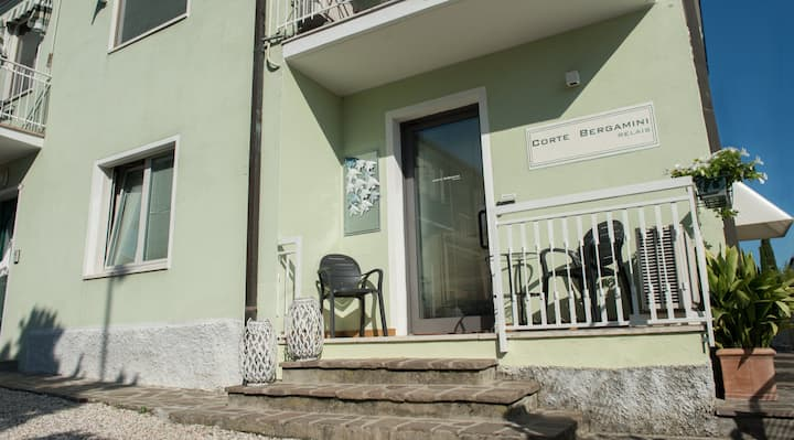 Camera della Margì - B&B Corte Bergamini Relais