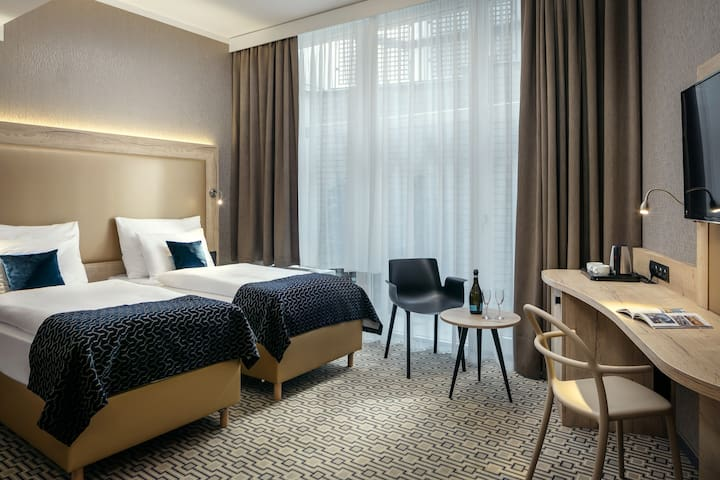 Hotel Astoria Prague, Standard Double