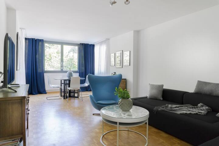 charming 1 bedroom apartment in Baden