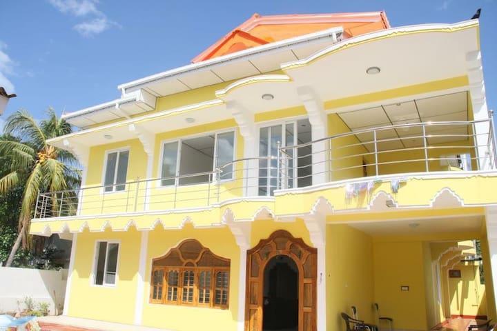 Kandiah's dream Villa - Trincomalee - Hus