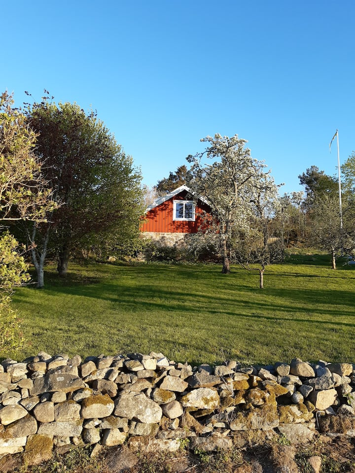 Country-side living 25 mins from Gothenburg city