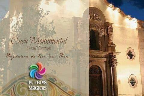 CASA MONUMENTAL HOTEL