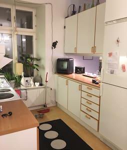 Eget sovrum med 1  säng 140 cm - Gothenburg