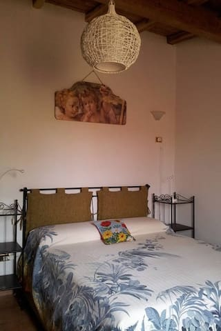 Double room by the farm house - Roma - Rumah