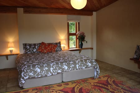 Sanctuary Springs - Pacifica room - Puramahoi