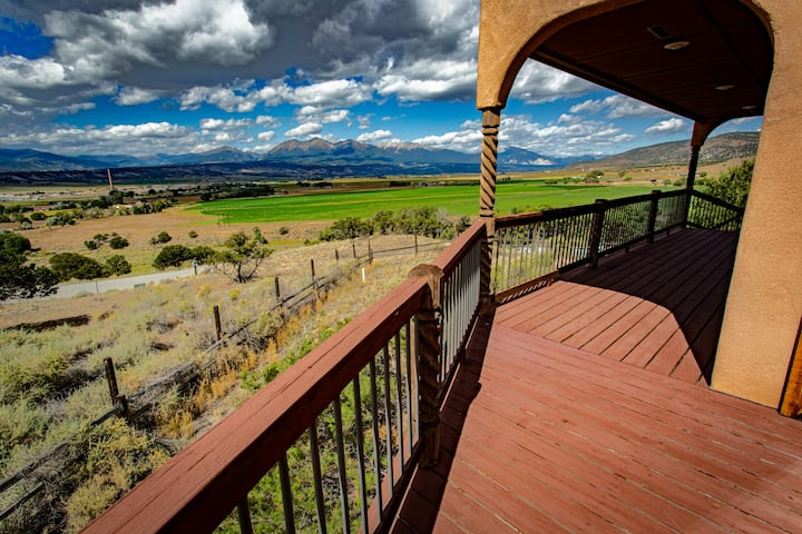 Vista Grande... 1 mi to Salida; 3 or4 bdrm options