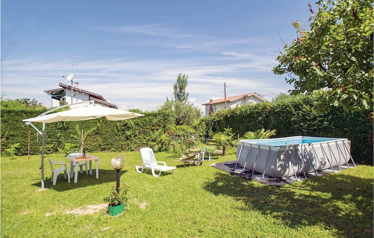 Holiday apartment with 2 bedrooms on 45m² in Lazise -VR-