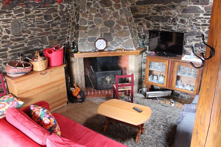 Casa das Camélias - Malcata - Malcata - Casa de vacaciones