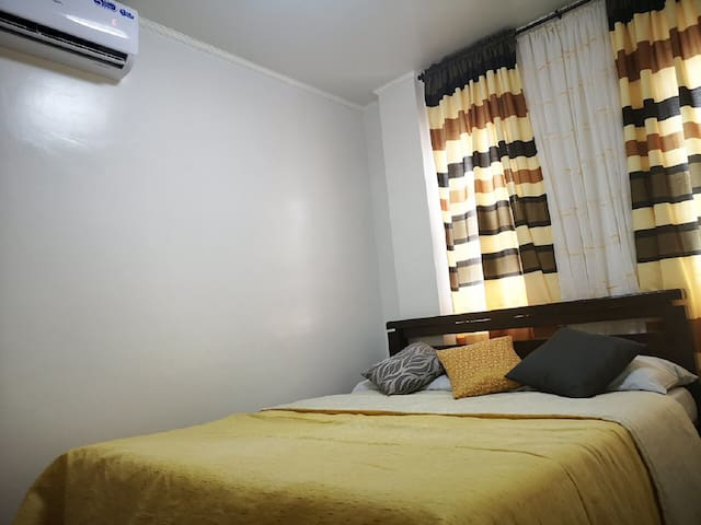Bedroom 2 with aircondition