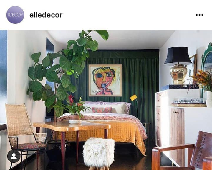 Elle Decor Artist Loft West Village