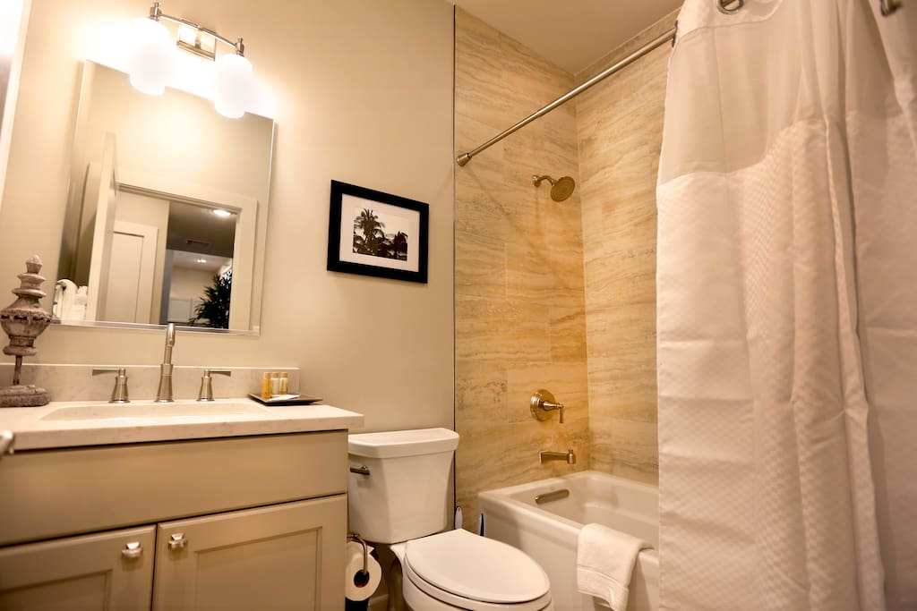 Bathroom at The Gallier Court by Stay Alfred