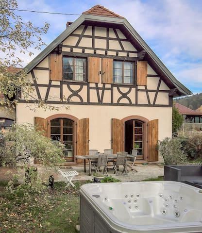 Villa in ruhige Lage Region La Petite Pierre