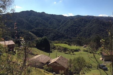 Pretty cottage in Itaiaia Nat. Park - Itamonte