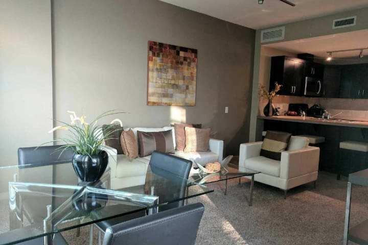 Posh Executive Suite in the Heart of Downtown