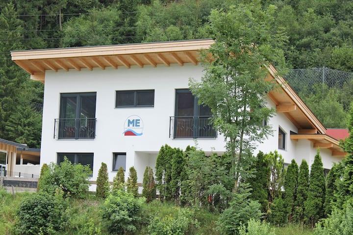 Maison de vacances atypique près remontées à Zell am Ziller