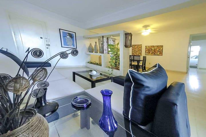 RHPL43 3BR Ocean view apartment - La Habana - Apartment