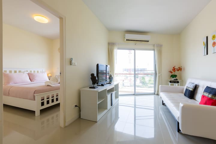 Cozy Apartment City Center Hua Hin - 후아힌(Hua Hin)