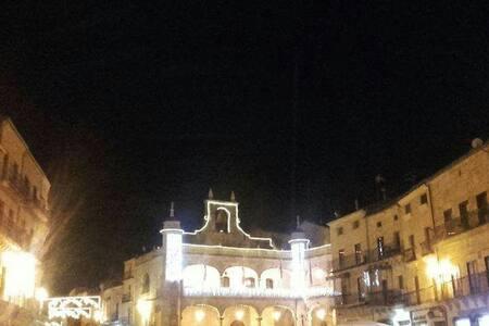 Apartamento en el casco histórico - Ciudad Rodrigo