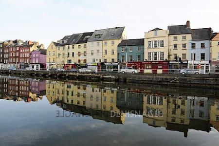 The Heart Of Cork City - 科克