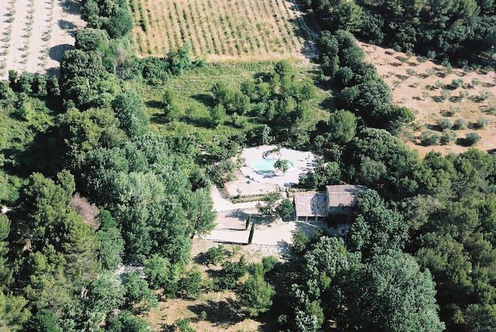 The Marie Louise - La Barben - Σπίτι