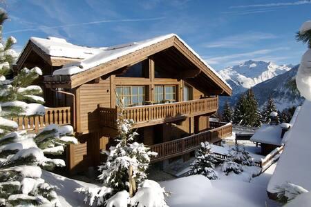 Haus Schultz -ski chalet - Sankt Anton am Arlberg